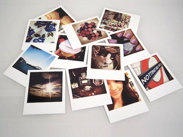 печать фотографий инстаграм
